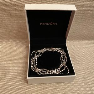 Pandora | Polished Ball Chain Necklace